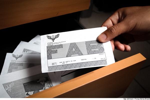 Efetivo da Força Aérea pode consultar todos os dados de pagamento pela internet ou intraer