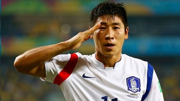 Jogador Sul-Coreano