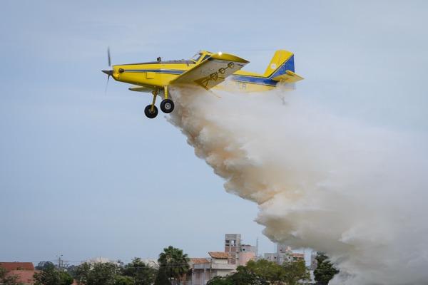 Curso de duas semanas abordou temas como perda de controle em voo, fadiga e segurança operacional