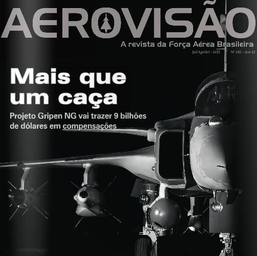 Leia a nova edição da Aerovisão