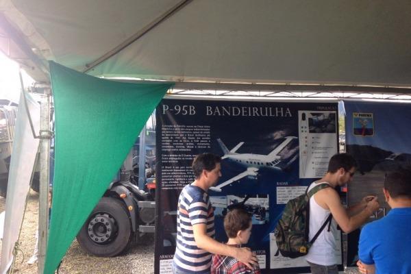 Mais de 50 mil pessoas participaram dos dois dias de evento em Jaraguá do Sul