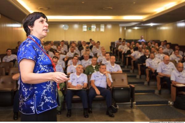 Durante dois dias mais de 100 militares debatem temas como gestão de resultados e de projetos
