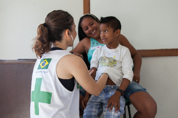 Também foram realizadas mais de 70 cirurgias em índios Yanomami no último fim de semana