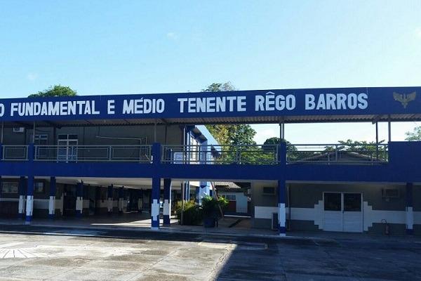 Escola Rêgo Barros  I COMAR