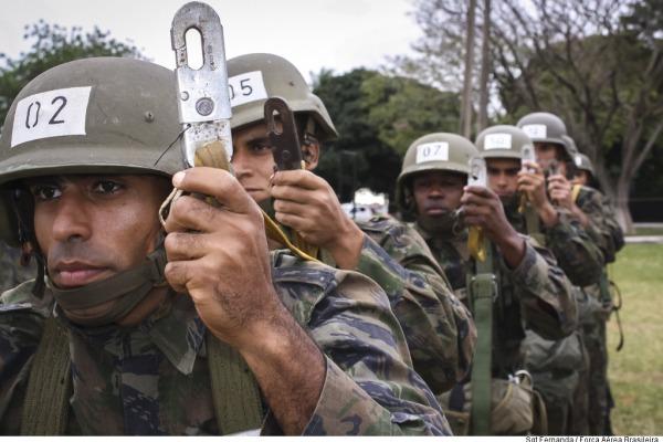 Grupo de 31 militares concluiu o curso de seis semanas em Campo Grande (MS)