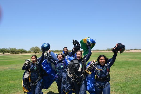 Equipe se prepara para Jogos Mundiais Militares em outubro e Campeonado das Forças Armadas do próximo ano