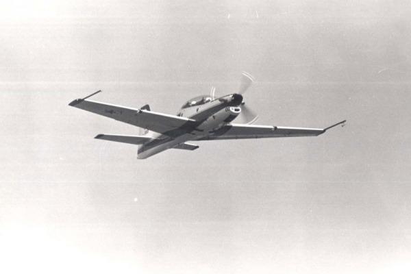 Aviões são empregados pela FAB na formação de cadetes aviadores na Academia da Força Aérea