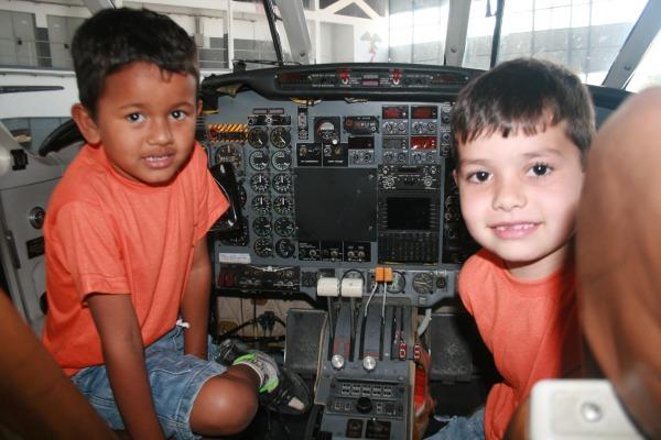 Somente no ano passado, unidade recebeu 2 mil crianças em visitas