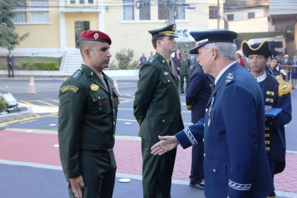 Entre civis e militares, 46 personalidades e cinco instituições receberam a Medalha do Mérito Marechal Cordeiro de Farias