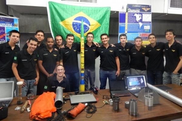 Com apoio da Federação das Indústrias de São Paulo, foguete brasileiro se destaca nos Estados Unidos
