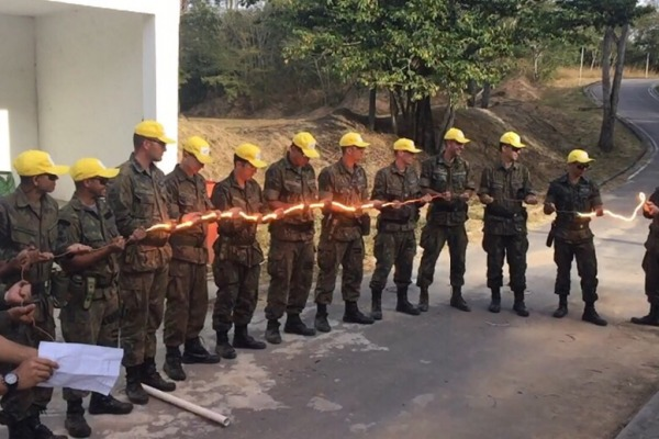 Curso realizado no Rio de Janeiro difunde técnicas empregadas em destruição de pistas de pouso clandestinas