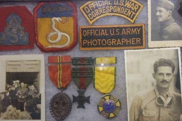 Exposição lembra o período que as três Forças Armadas Brasileiras participaram do combate
