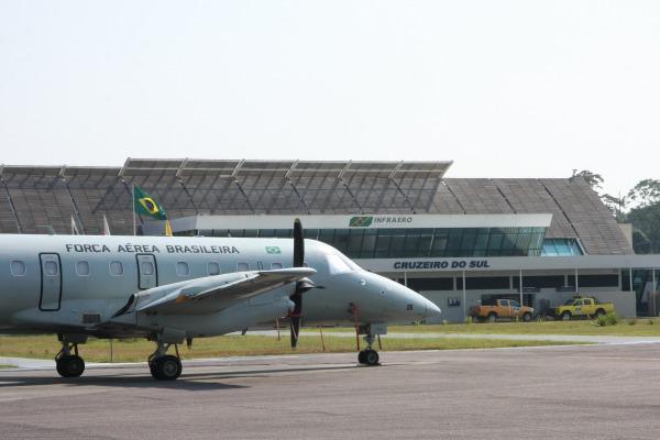 Unidade de controle do espaço aéreo é uma das 26 localizadas na região amazônica