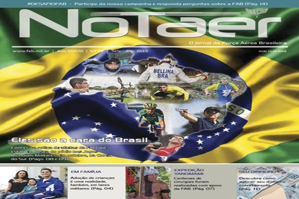 Jornal também apresenta participação da instituição em diversas operações