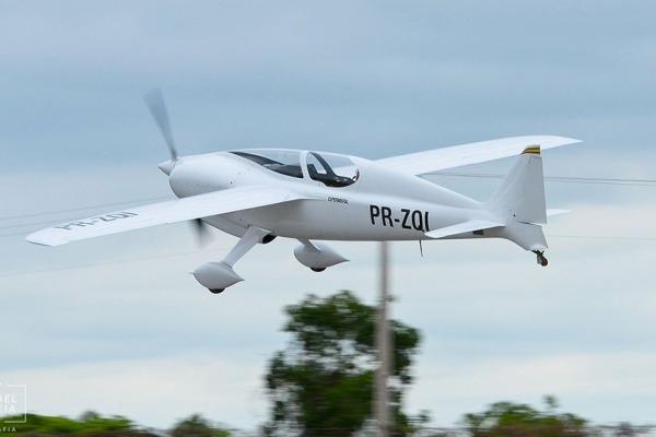 Testes foram realizados na Base Aérea de Santa Cruz, no RJ