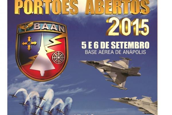 Evento que chega a 40ª edição contará com demonstração da Esquadrilha da Fumaça e exposição da maquete do Gripen NG