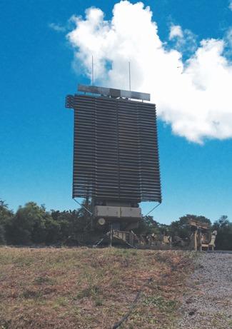 Originalmente, TPS-34 era empregado na Amazônia