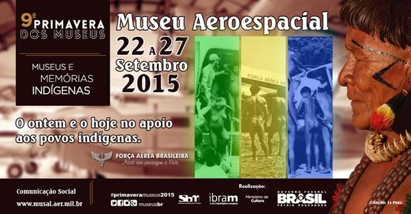 """Uma das novidades será a abertura da exposição """"Correio Aéreo Nacional"""""""