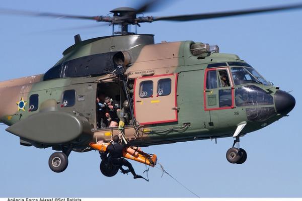 Unidade é responsável pelo PARA-SAR e Aviações de Patrulha, Asas Rotativas e Busca e Salvamento