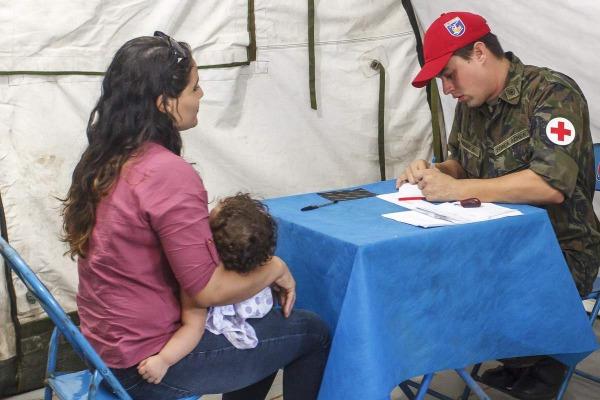 São esperadas entre 4 e 5 mil pessoas na ação social no Sol Nascente neste fim de semana (12 e 13/09)