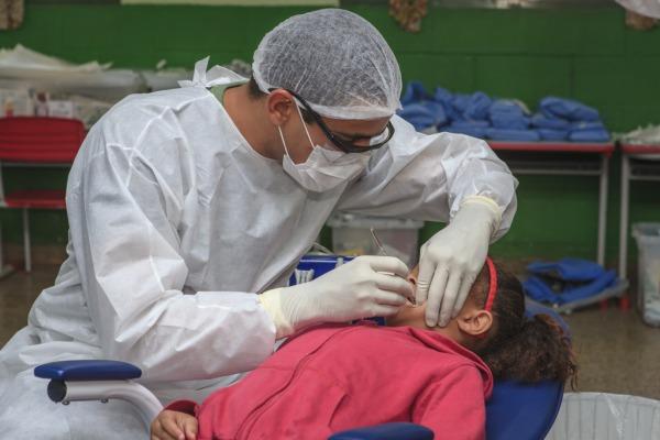 Ação coordenada pelo Sexto Comando Aéreo Regional envolveu mais de 80 militares da área de saúde