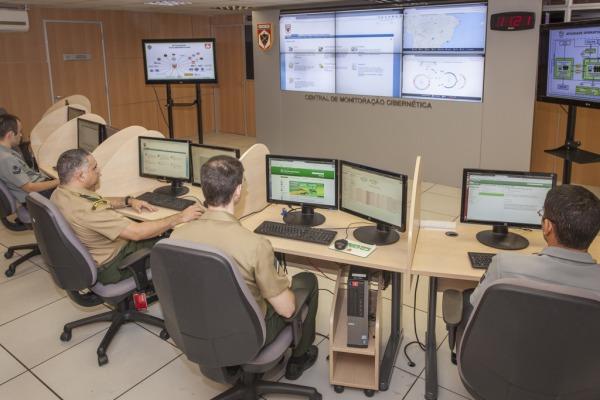 Os profissionais atuarão em conjunto contra ameaças cibernéticas durante os jogos no Rio de Janeiro