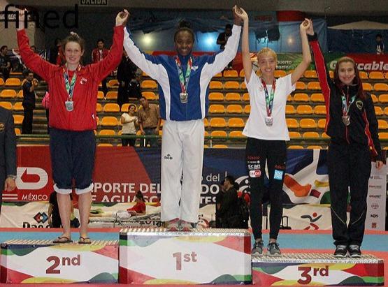 Os atletas conquistaram medalhas no Uruguai e no México