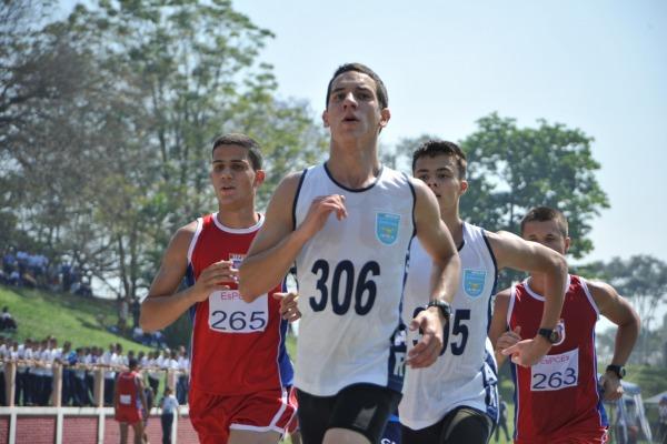 Realizada em Campinas (SP), competição entre escolas militares vai até sexta-feira (25/09)