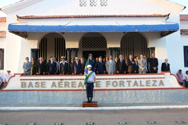 Na Copa de 2014, a unidade recebeu aeronaves de defesa, além de 2 mil pessoas entre delegações e autoridades