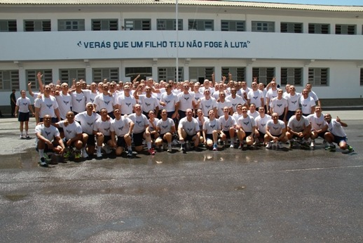 Curso conta com 139 suboficiais e sargentos da Aeronáutica