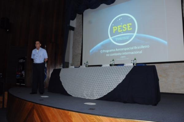 Programa Estratégico de Sistemas Espaciais e Empresa de Projetos Aeroespaciais do Brasil foram abordados