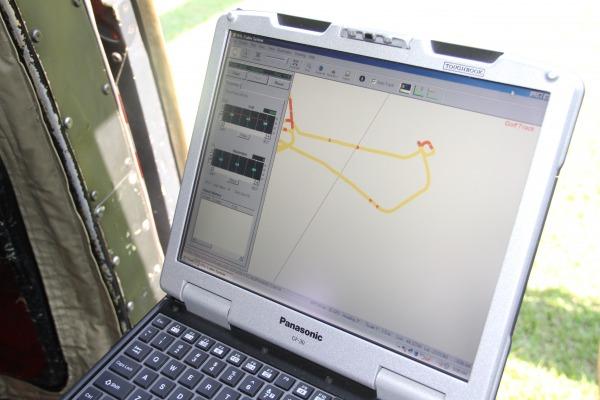 Programa mede o nível de radiação da região próxima a Angra 1  Sargento Rocha/ III COMAR
