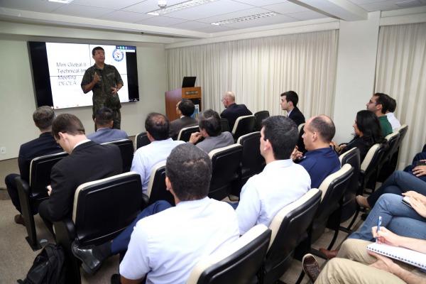 O Brasil é o primeiro país da América do Sul a participar do evento