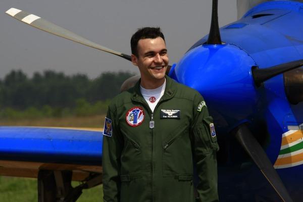 Capitão Glauber #4  Sgt Ribeiro