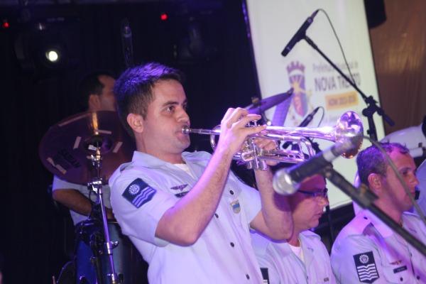 Neste sábado (03/10), o show será no Mercado Público, no centro da cidade