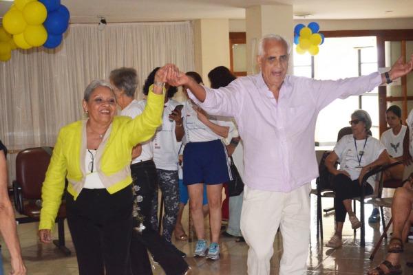 Foram realizadas diversas atividades no evento que contou com cerca de 200 participantes