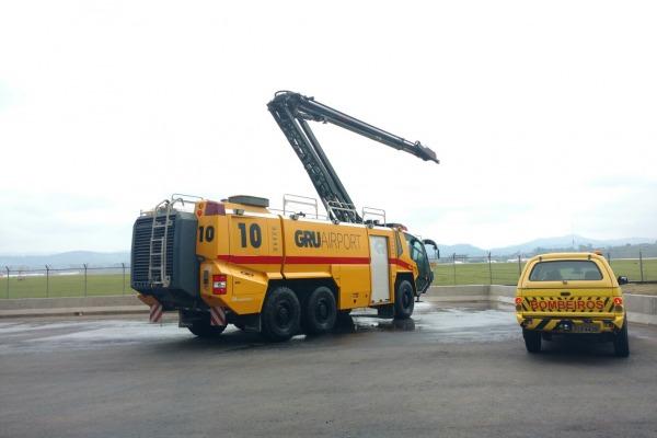 Nova estrutura aumenta segurança de voo na ampliação da capacidade operacional do maior aeroporto brasileiro