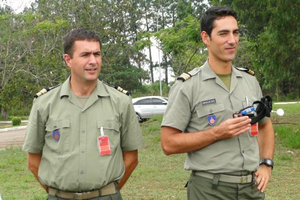 Curso foi realizado no Instituto de Estudos Avançados, em São José dos Campos (SP)