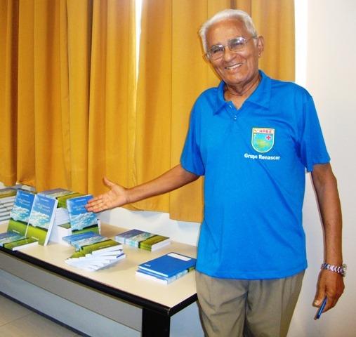 Lançamento foi feito durante comemorações pelo dia do idoso no Hospital de Aeronáutica de Belém