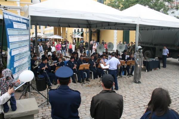 Banda no Mercado Público 01  S1 Carraro