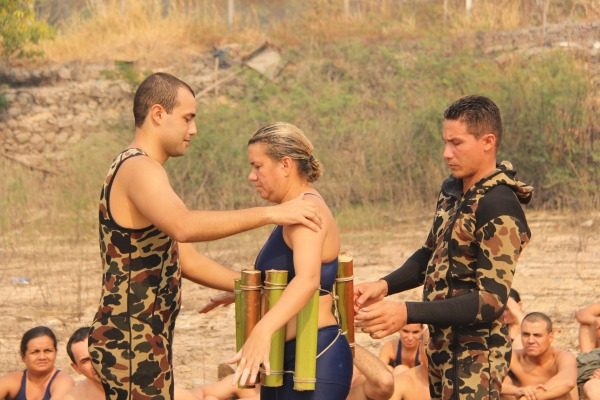 Soldado F. Silva/ VII COMAR