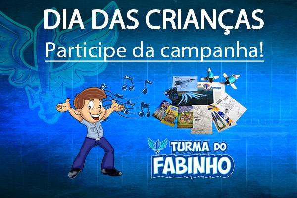 Envie via Whatsapp um vídeo de 15 segundos do Hino do Aviador ou da Canção do Especialista e participe da campanha