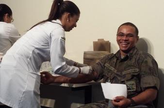 Iniciativa contou com a colaboração de profissionais de saúde de uma faculdade e da Secretaria Municipal da cidade