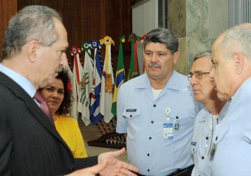 Comandante da Aeronáutica apresentou iniciativas como o KC-390 e o Programa Estratégico de Sistemas Espaciais