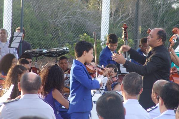 Coral Orquestra Criança  CLBI
