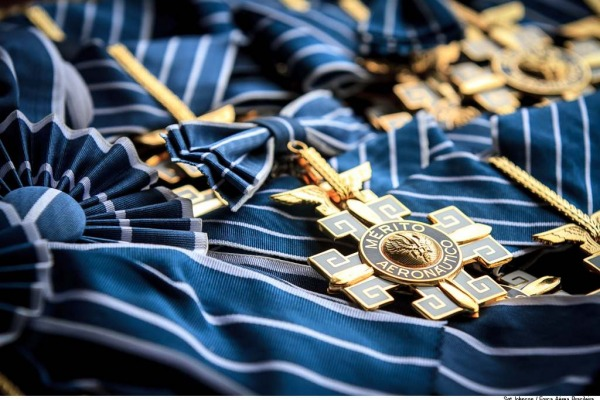 Solenidade marcou o Dia do Aviador e da Força Aérea Brasileira