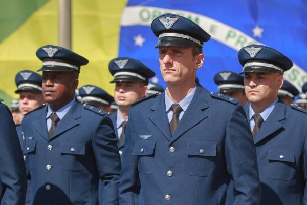 Nas duas localidades formaram-se 117 militares de diversas especialidades