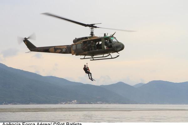 Empregado na FAB há quase 50 anos, helicóptero será substituído pelo H-36 Caracal