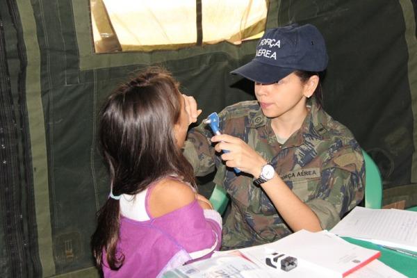 Ação faz parte da Ágata 10, coordenada pelo Ministério da Defesa na região Norte do País