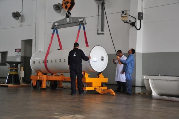 Prepra��o do motor do VS-40M V03 para integra��o